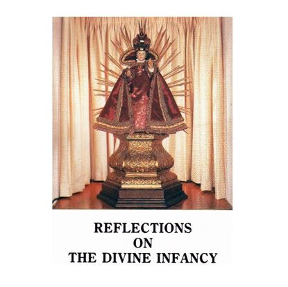 Picture of Reflections on the Divine Infancy book