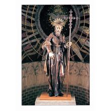 Picture of Mass Card - Statue of Saint Jude