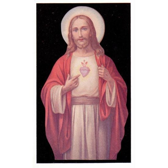 Picture of Picture of the Sacred Heart