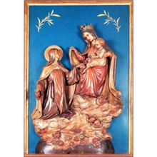 Picture of Mass card - Our Lady of Mount Carmel