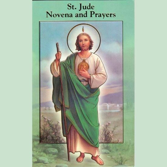 National shrine of saint jude saint jude novena and prayer booklet picture of saint jude novena and prayer booklet thecheapjerseys Images
