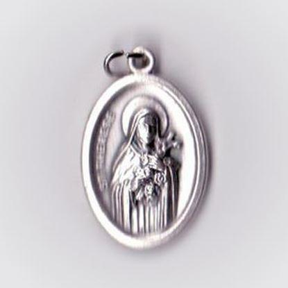 Picture of Saint Thérèse of Lisieux medal