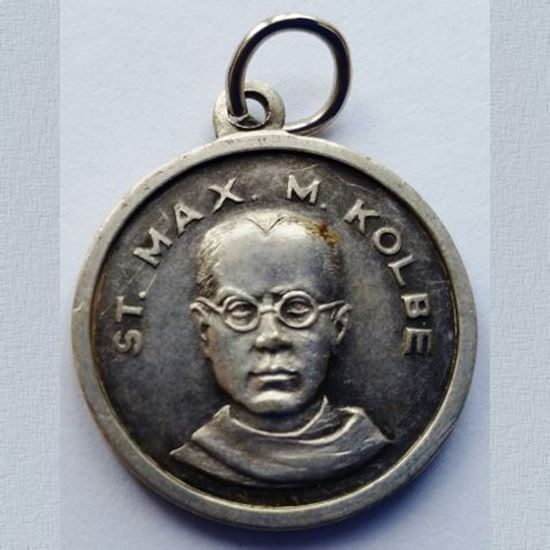 Picture of Medal of Saint Maximilian Kolbe