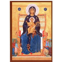 Picture of Our Lady of Hope prayer card