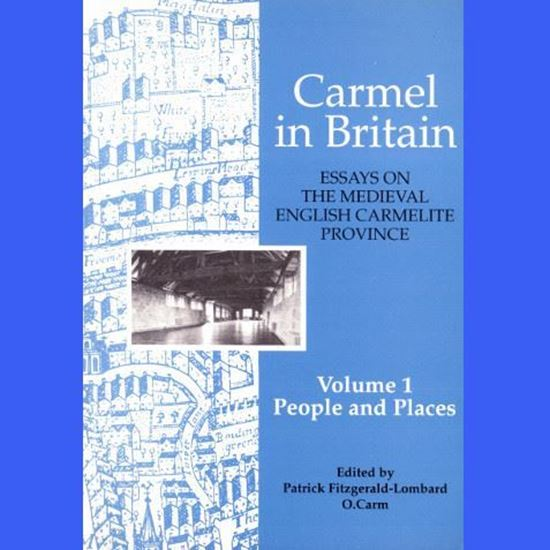 Picture of Carmel in Britain - People and Places