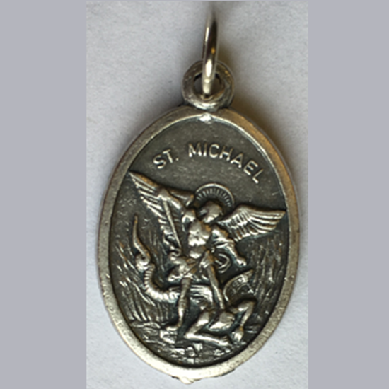 Picture of Medal of Saint Michael the Archangel