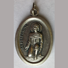 Picture of Saint Peregrine relic medal
