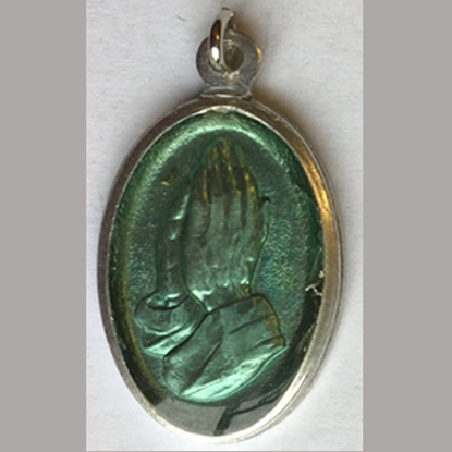 Picture of Medal with Prayer of Serenity
