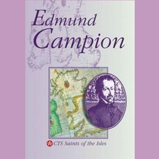 Picture of Saint Edmund Campion