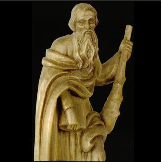 Picture of Saint Jude - Books and prayer books
