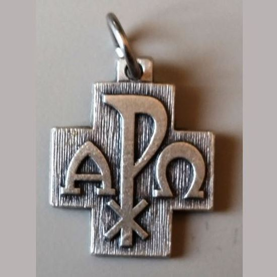 Picture of Alpha Christ Omega medal