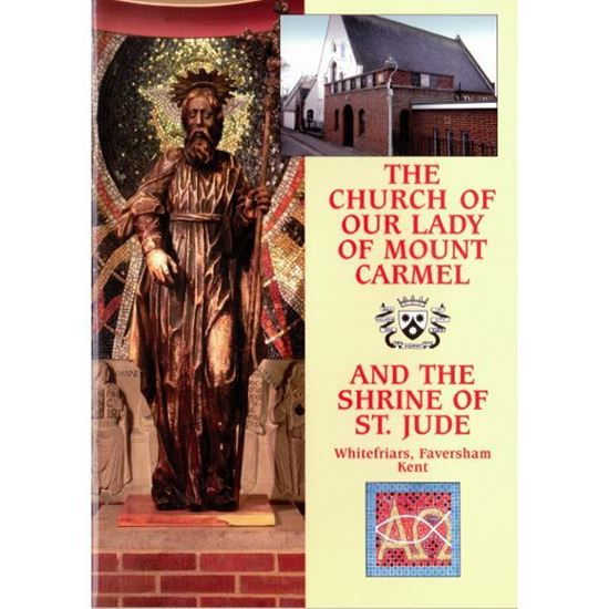 Picture of Guidebook to the Shrine of Saint Jude and Our Lady of Mount Carmel church