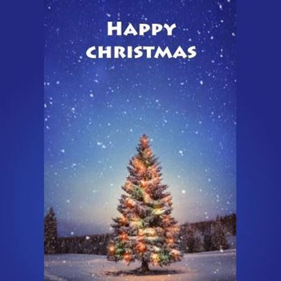 Picture of Christmas card pack H