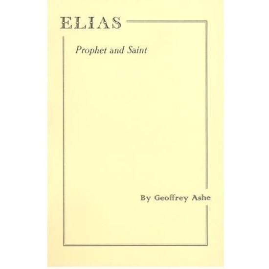 Picture of Elias - Prophet and Saint