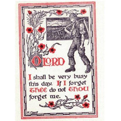 Picture of Prayer card to Saint Joseph Cupertino