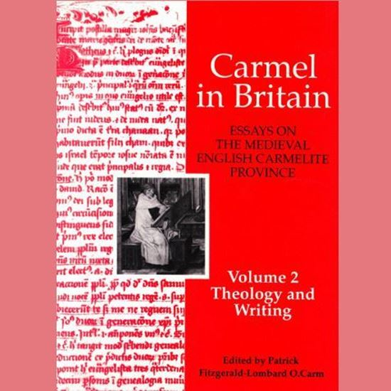 Picture of Carmel in Britain - Theology and Writings