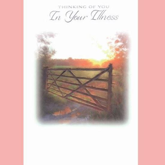 Picture of Thinking of you in your Illness card