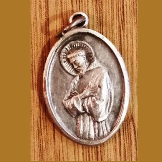 Picture of Medal of Saint Francis of Assisi