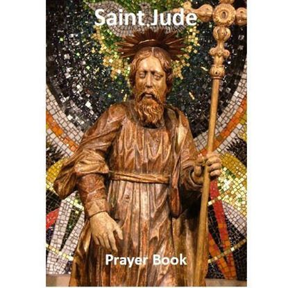 Picture of Shrine of Saint Jude prayer book (hardback)
