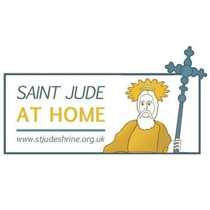 Picture of Saint Jude at home