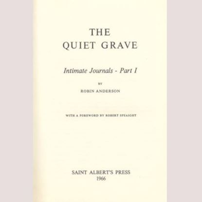 Picture of The Quiet Grave - an intimate journal
