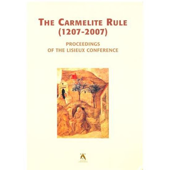 Picture of The Carmelite Rule 1207-2007