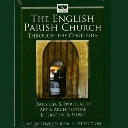 Picture of The English Parish Church through the centuries - interactive CD-ROM