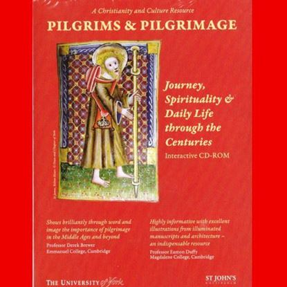 Picture of Pilgrims & Pilgrimage - journey, spirituality & daily life through centuries - interactive CD-ROM