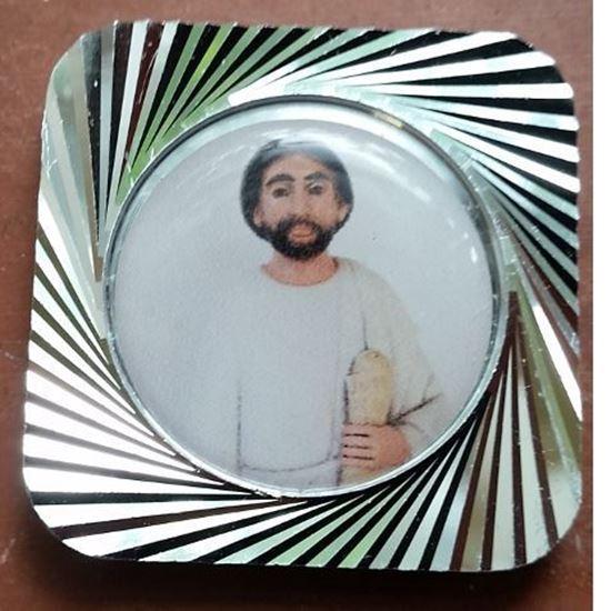 Picture of Saint Jude fridge magnet