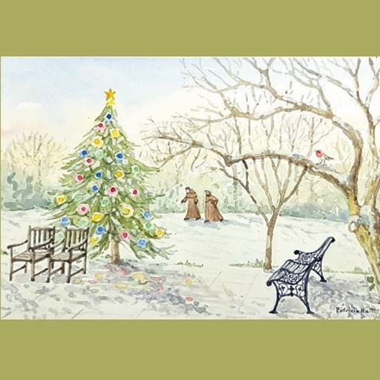Picture of Christmas card pack B