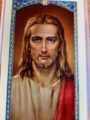 Picture of Lord help me prayer card