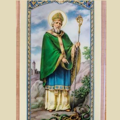 Picture of Irish Blessing prayer card