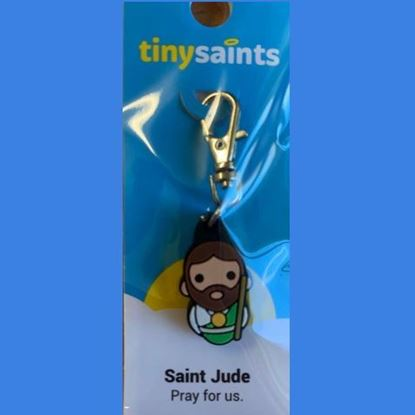 Picture of Saint Jude keyring