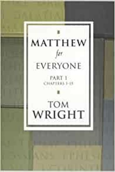 Picture of Matthew for Everyone: Part 1 (New Testament Guides for Everyone)