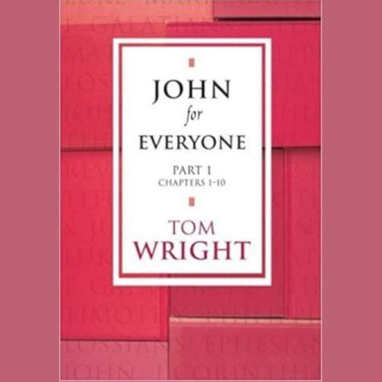 Picture of John for Everyone: Part 1 (New Testament Guides for Everyone)