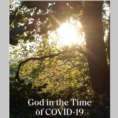 Picture of God in the Time of COVID-19 (Hardback)
