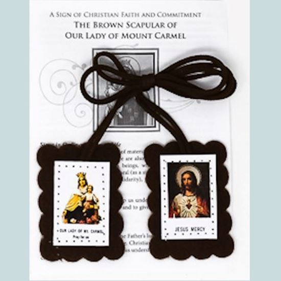 Picture of Brown Scapular
