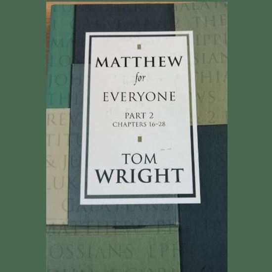 Picture of Matthew for Everyone: Part 2 (New Testament Guides for Everyone)