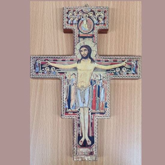 Picture of Wooden Crucifix