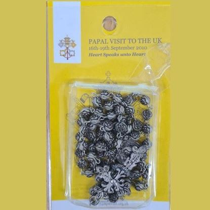 Picture of Rosary from Pope Benedict XVI Papal visit to the UK