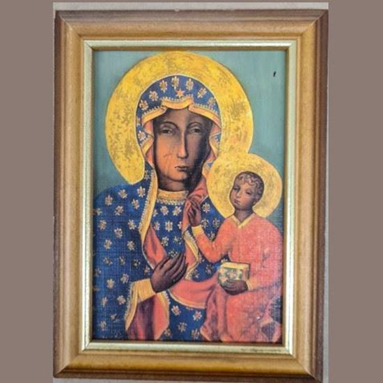 Picture of Our Lady and Jesus picture