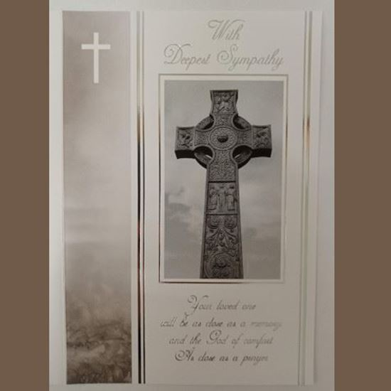 Picture of Sympathy Mass Card I