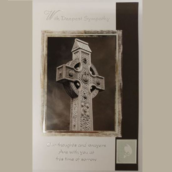 Picture of Sympathy Mass Card II