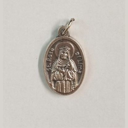 Picture of Medal of Saint Rose of Lima