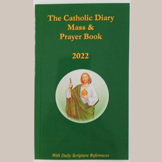 Picture of The Catholic Diary, Mass and Prayer Book