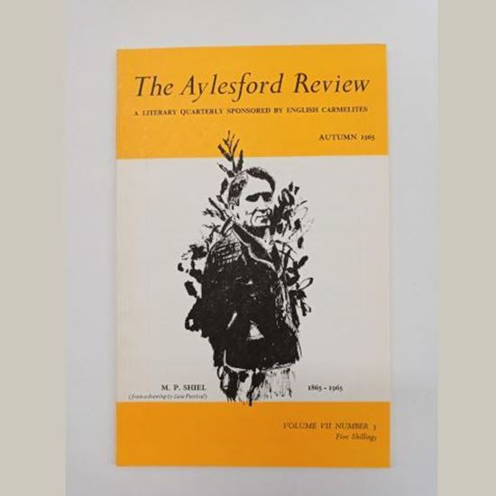 Picture of The Aylesford Review Vol VII Number 3