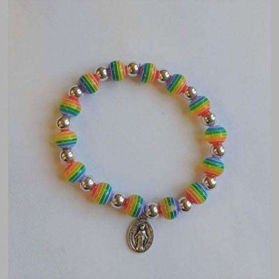 Picture of Rainbow bracelet