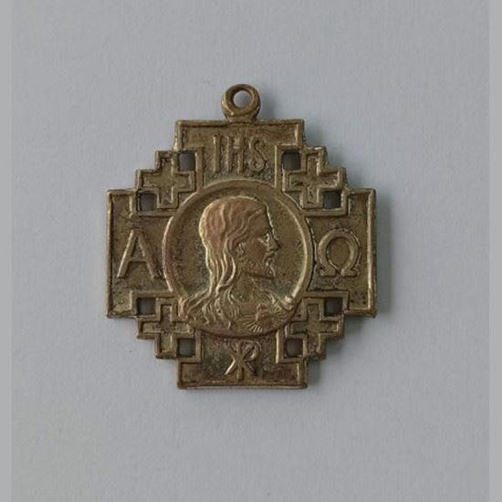 Picture of Medal of IHS Crusade Jesus