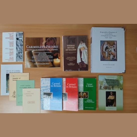 Picture of Bundle 4 - History of the English Carmelites