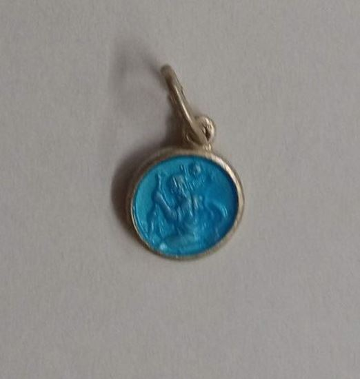 Picture of Medal of Saint Christopher Small